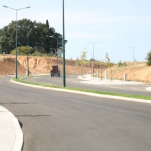 Vila de Penalva do Castelo bypass (1st and 2nd Stages)